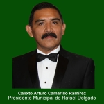 Calixto Arturo Camarillo Ramírez