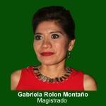 Gabriela Rolon Montaño