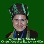 Narcisa Soria Valencia