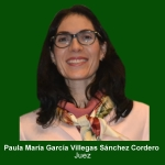 Paula María García Villegas Sánchez Cordero