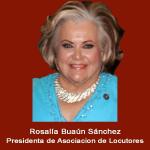 20. Presidenta de Asociacion de Locutores Rosalia Buaun .jpg