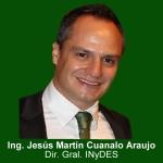 Ing. Jesús Martín Cuanalo Araujo