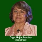Olga Mejía Sánchez