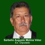 Sarbelio Augusto Molina Vélez