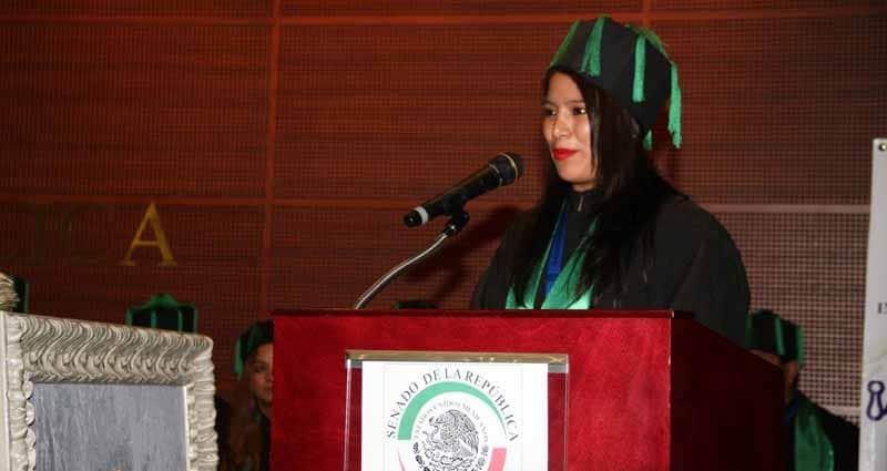 Por su labor de excelencia en la Fundación Amantes de México, Betty Fernández fue nombrada Doctor Honoris Causa por el Instituto Americano Cultural en el Senado de la República, siendo […]