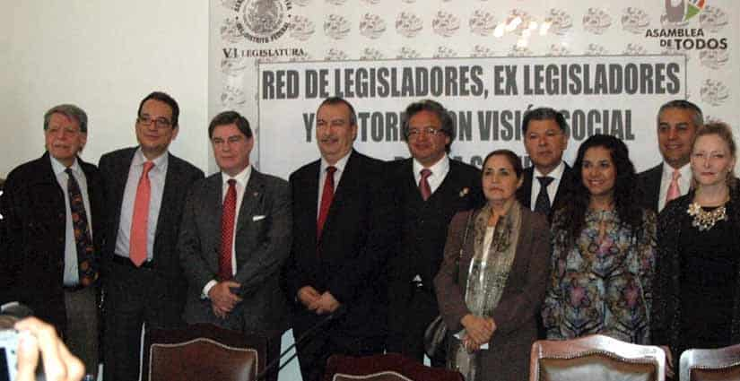 Encabeza dip. Dr. Rodolfo Ondarza, constitución de la Red de Legisladores, Ex Legisladores y Sectores conVisión Social por la Salud A.C.; al mismo tiempo firma convenio de colaboración con la […]