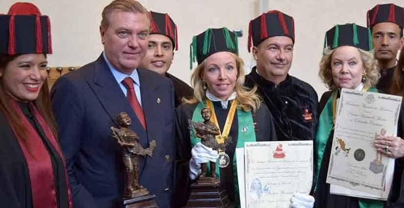 Enun evento sin precedentes, la Fundación Amantes de México, muy bien representada por nuestra Presidenta la Doctora Beatriz Fernández, se llevó a cabo la entrega del premio Amante de México, […]